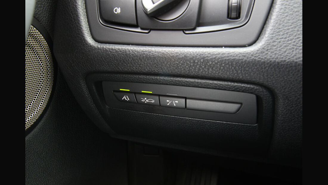 BMW 328i, Assistenzsysteme