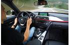 BMW 328i, Cockpit