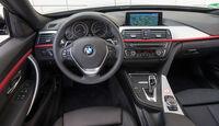 BMW 328i Gran Turismo, Cockpit