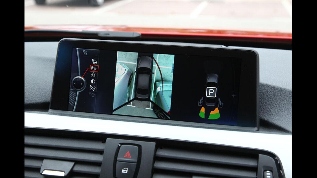 BMW 328i, Parkassistent