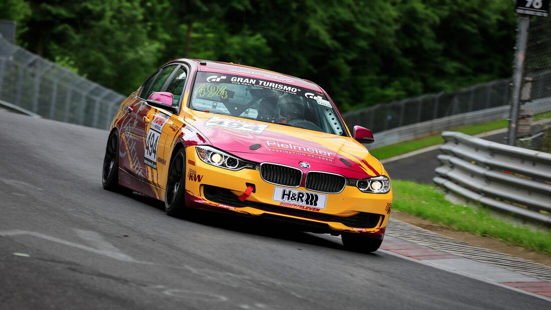 BMW 328i - Startnummer #494 - VT2 - NLS 2020 - Langstreckenmeisterschaft - Nürburgring - Nordschleife