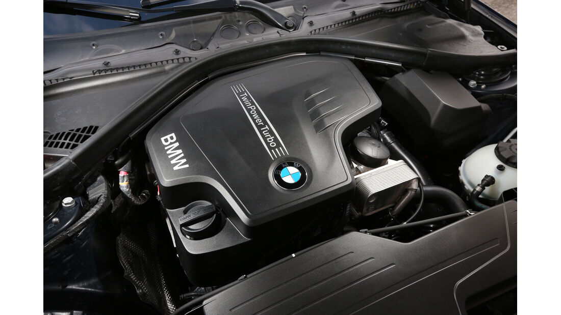 BMW 328i x-Drive, Motor