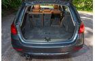BMW 330d, Kofferraum