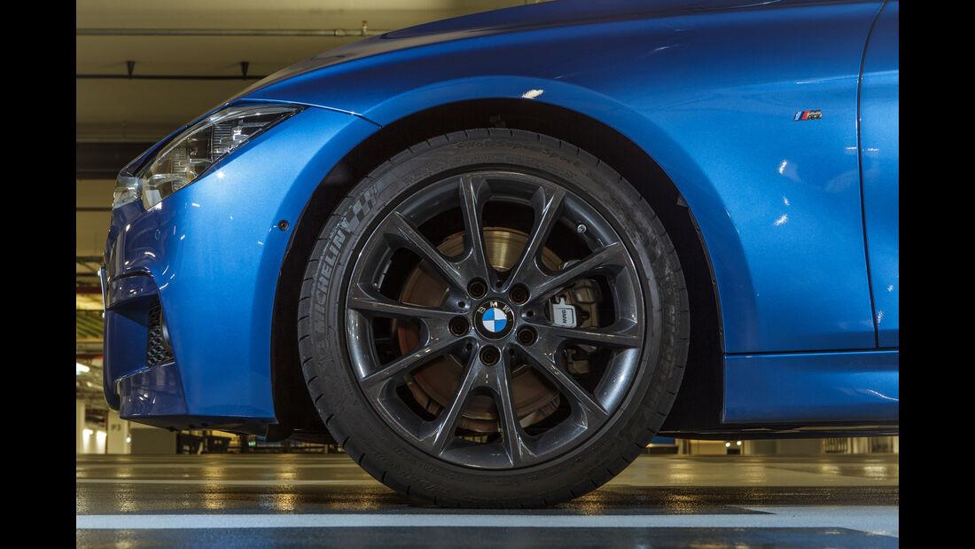 BMW 330d, Rad, Felge