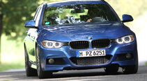 BMW 330d Touring, Frontansicht