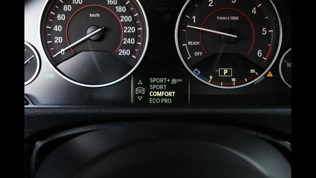 BMW 330d Touring, Rundelemente