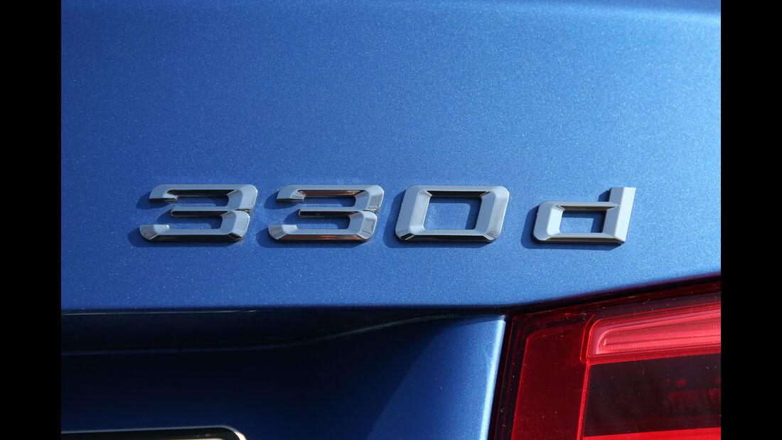 BMW 330d, Typenbezeichnung