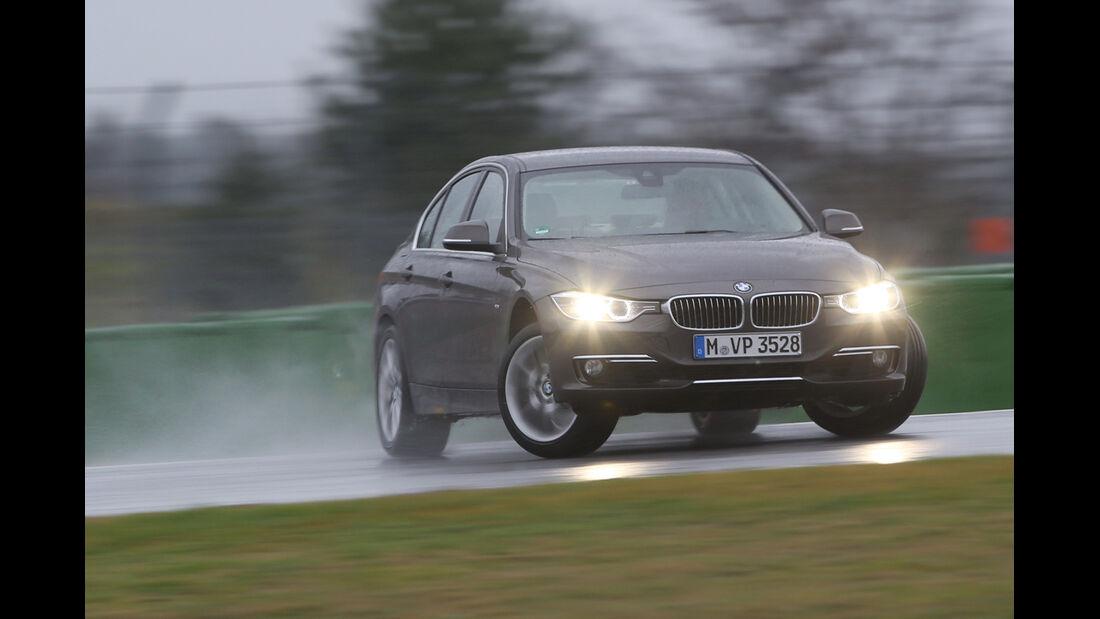 BMW 330d xDrive, Driften