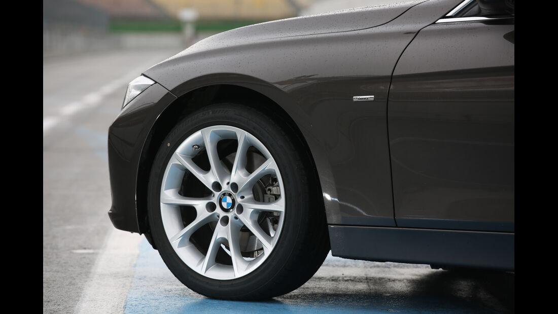 BMW 330d xDrive, Rad, Felge