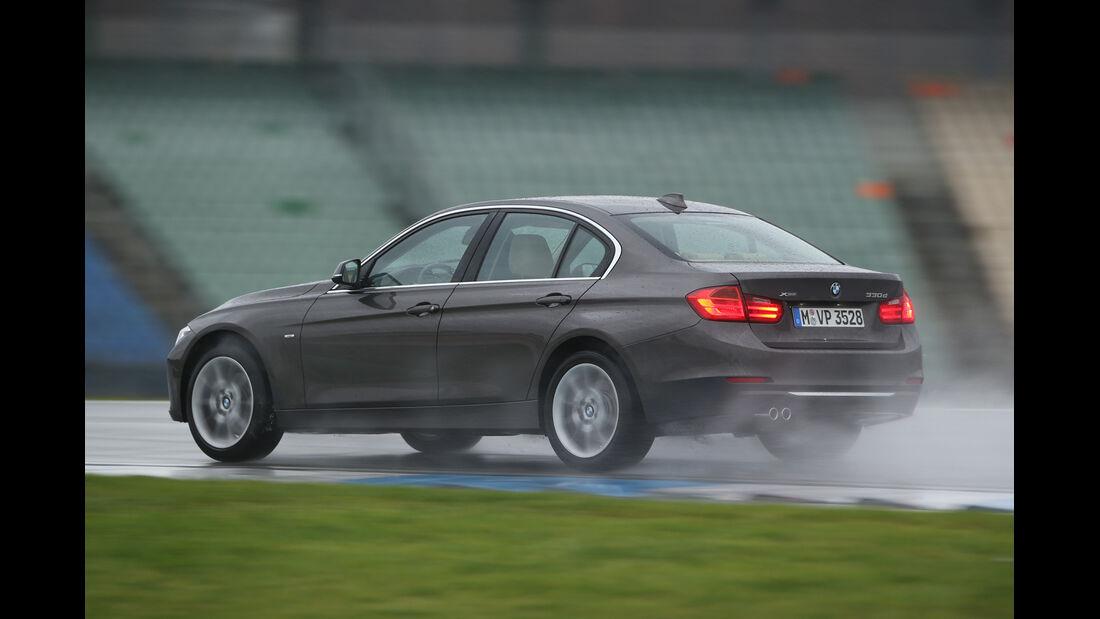 BMW 330d xDrive, Seitenansicht