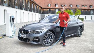 BMW 330e, Exterieur