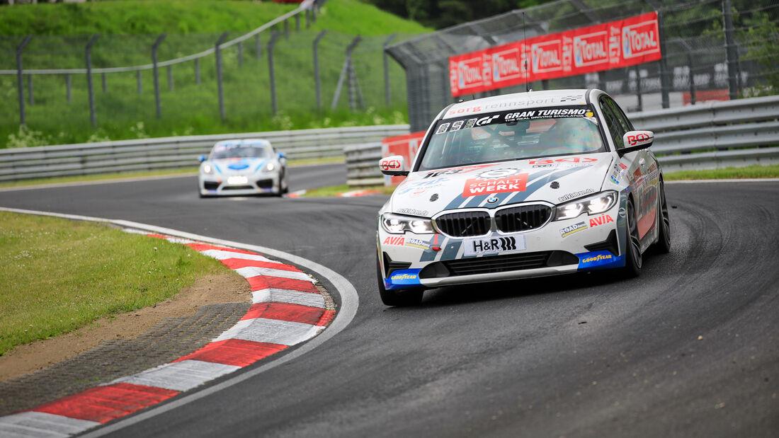 BMW 330i - AVIA Sorg Rennsport - Startnummer #163 - Klasse: V2T - 24h-Rennen - Nürburgring - Nordschleife - 03. - 06. Juni 2021