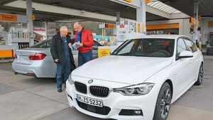 BMW 330i, BMW 330e