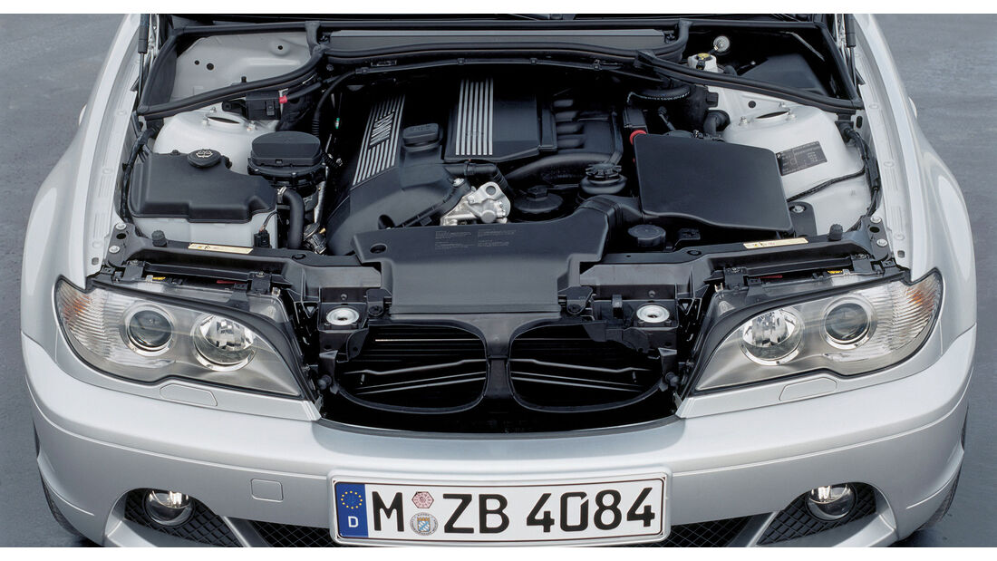 BMW 330i Cabrio E46 (2003)