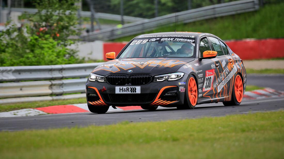 BMW 330i G20 - Adrenalin Motorsport Team Alzner Automotive - Startnummer #330 - Klasse: V2T - 24h-Rennen - Nürburgring - Nordschleife - 03. - 06. Juni 2021