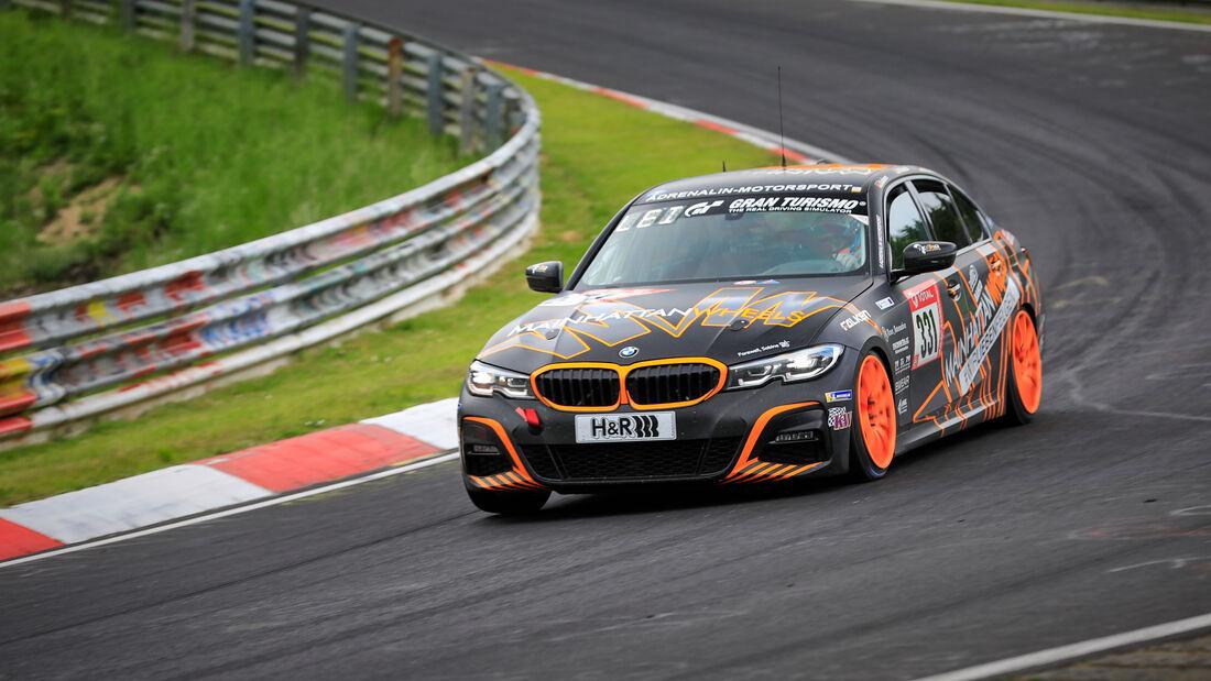 BMW 330i G20 - Adrenalin Motorsport Team Alzner Automotive - Startnummer #331 - Klasse: V2T - 24h-Rennen - Nürburgring - Nordschleife - 03. - 06. Juni 2021
