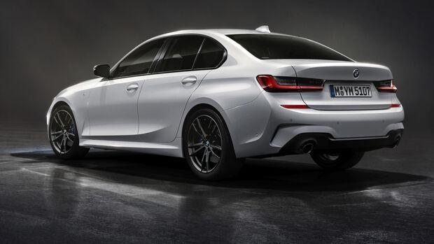 BMW 330i Iconic Edition Australien