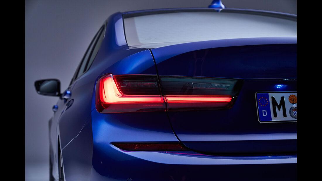 BMW 330i M Sport Limousine 3er G20 (2019) Licht