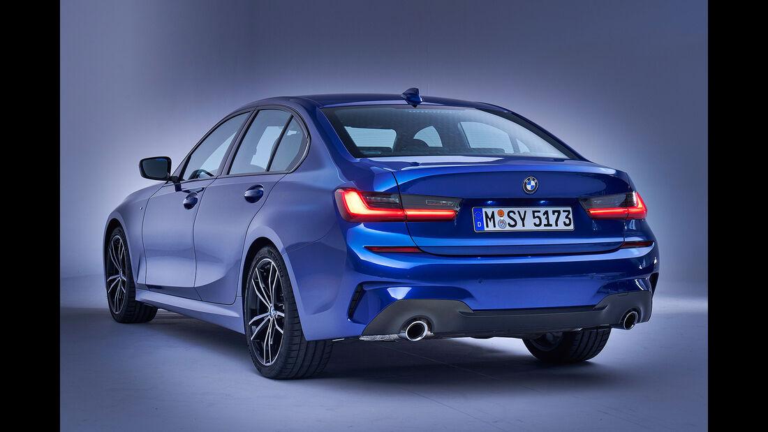 BMW 330i M Sport Limousine 3er G20 (2019) Studio