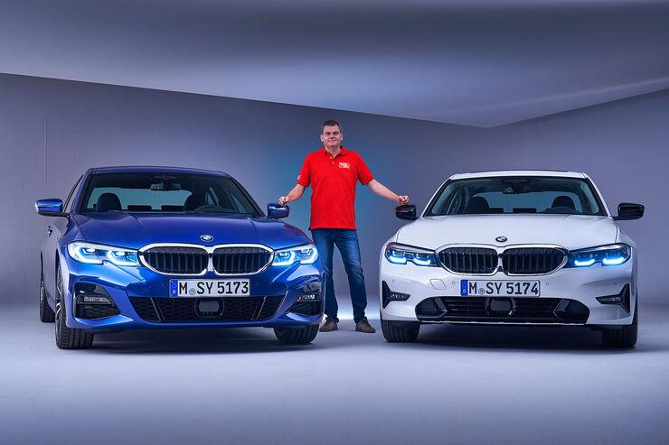 Neuer Bmw 3er G20 2019 Bilder Daten Marktstart Preis Auto Motor Und Sport