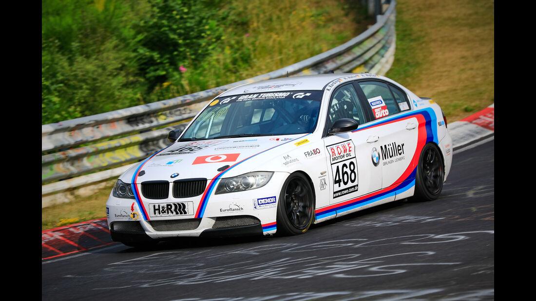 BMW 330i - Startnummer #468 - V5 - VLN 2019 - Langstreckenmeisterschaft - Nürburgring - Nordschleife
