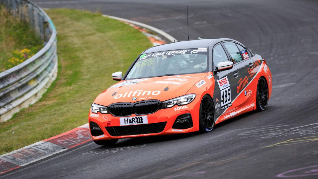 BMW 330i - Startnummer #485 - FK Performance Motorsport - VT2 - NLS 2020 - Langstreckenmeisterschaft - Nürburgring - Nordschleife