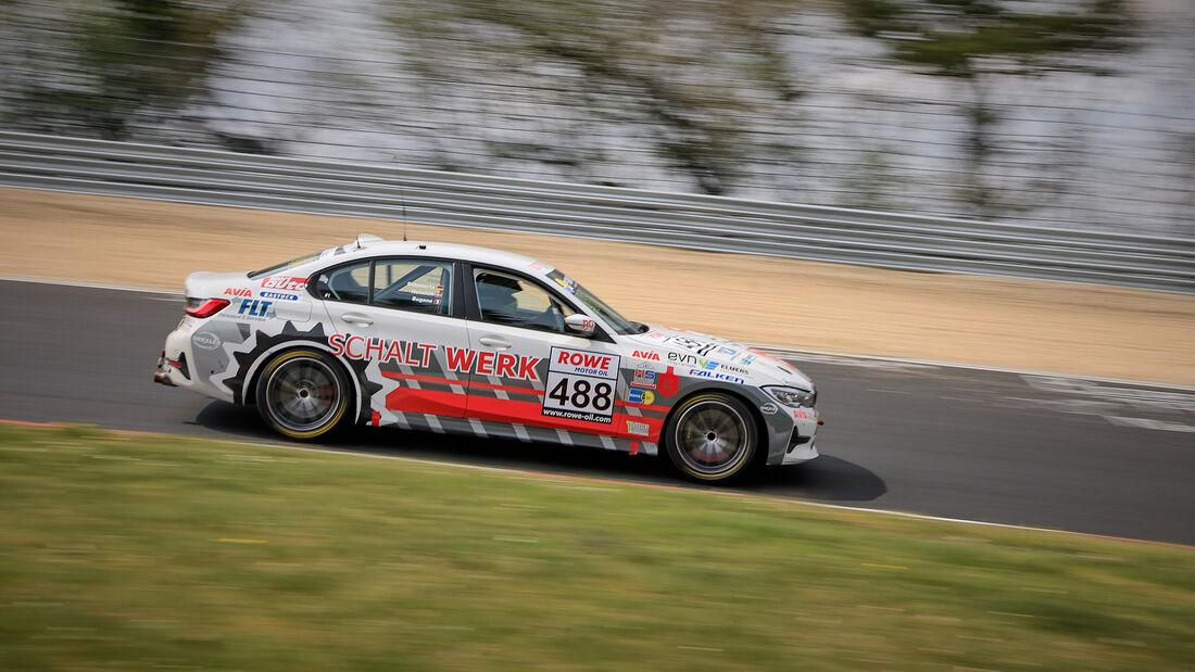 BMW 330i - Startnummer #488 - Team AVIA Sorg Rennsport - VT2 - NLS 2021 - Langstreckenmeisterschaft - Nürburgring - Nordschleife