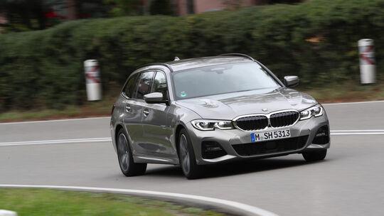 BMW 330i Touring, Exterieur