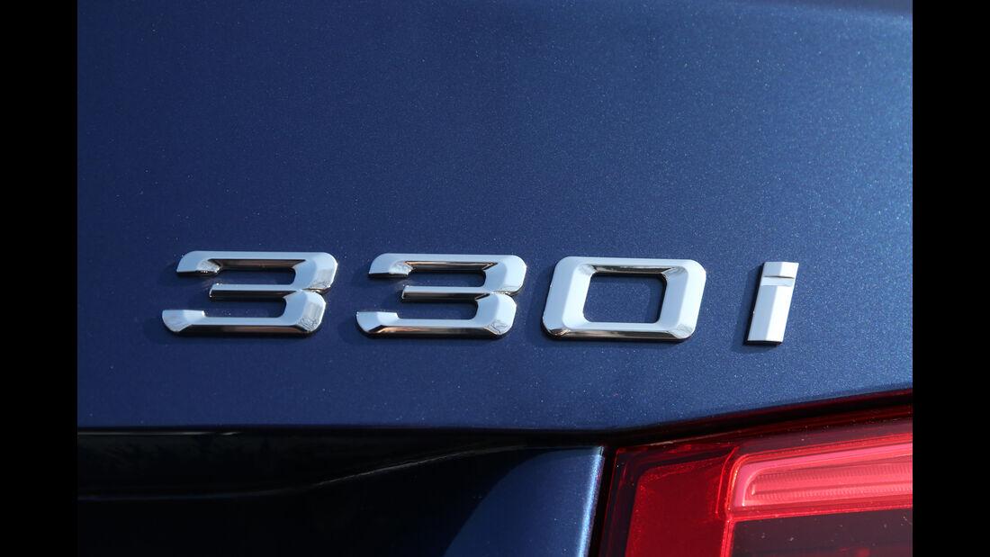 BMW 330i, Typenbezeichnung