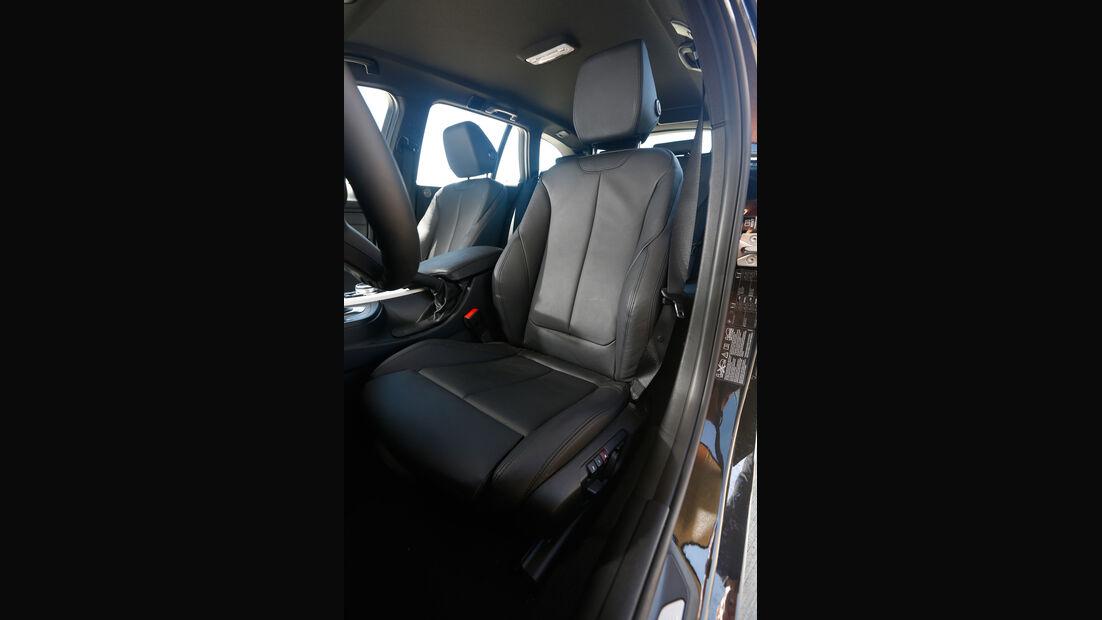 BMW 335d xDrive Touring, Fahrersitz