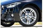 BMW 335d xDrive Touring, Rad, Felge, Bremse