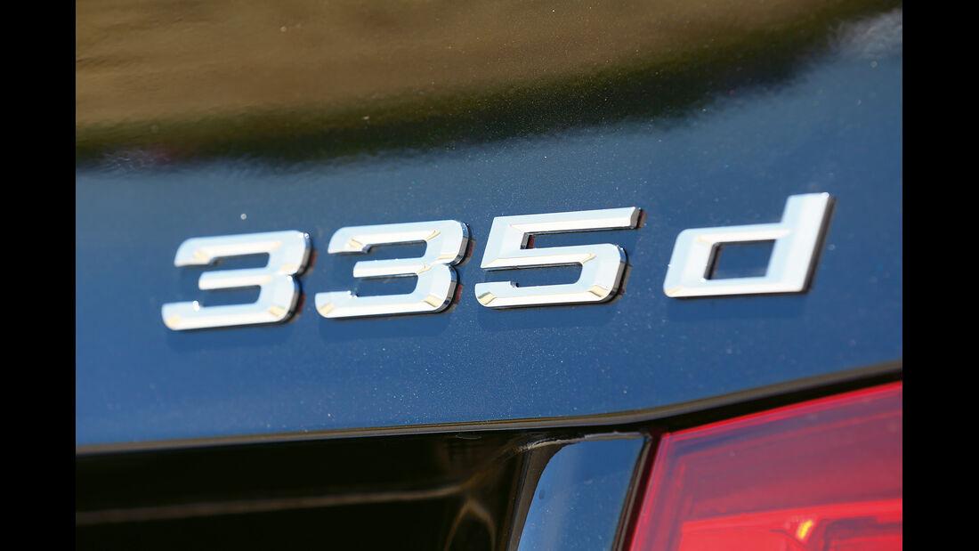 BMW 335d xDrive Touring, Typenbezeichnung