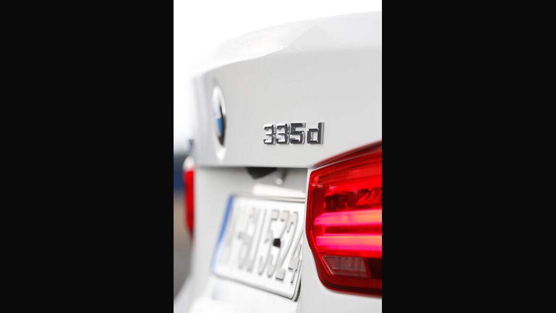 BMW 335d xDrive, Typenbezeichnung