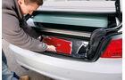 BMW 335i Cabriolet, Kofferraum
