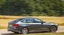 BMW 335i GT, Seitenansicht