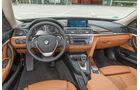 BMW 335i Gran Turismo, Cockpit