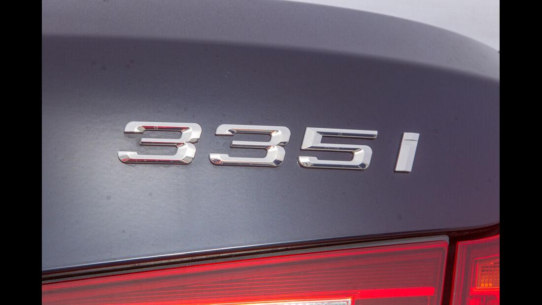BMW 335i Gran Turismo, Typenbezeichnung