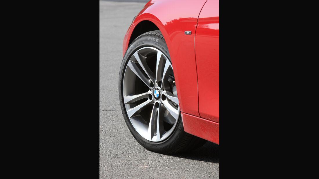 BMW 335i Sport Line, Rad, Felge