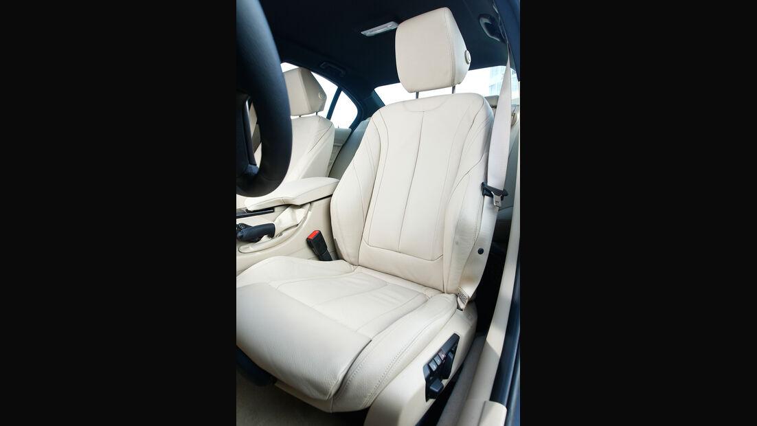 BMW 335i x-Drive Luxury Line, Fahrersitz
