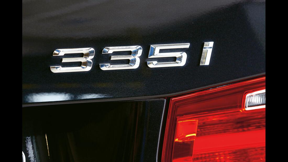 BMW 335i xDrive Touring, Typenbezeichnung