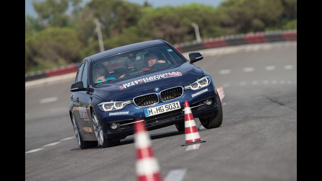 BMW 340i, Frontansicht