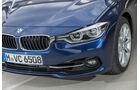 BMW 340i, Frontscheinwerfer