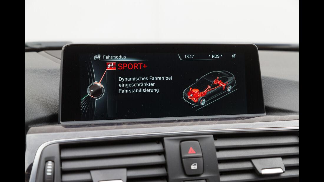 BMW 340i, Infotainment