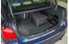 BMW 340i, Kofferraum