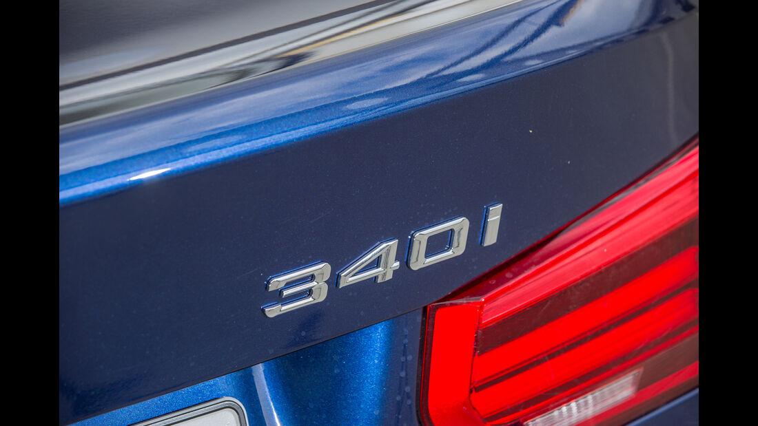 BMW 340i, Typenbezeichnung