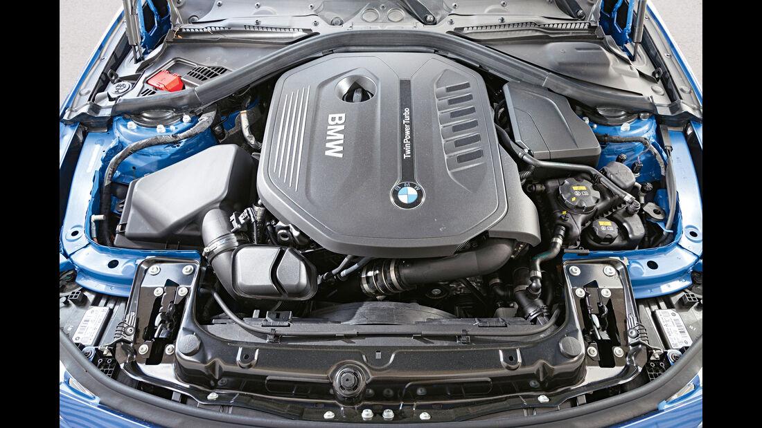 BMW 340i xDrive Touring M Sport, Motor