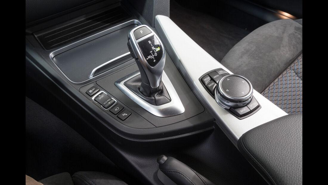 BMW 340i xDrive Touring M Sport, Schaltung
