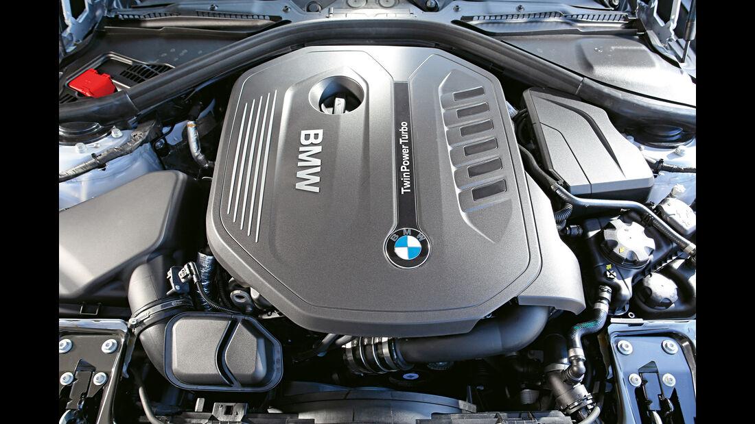 BMW 340i xDrive Touring, Motor