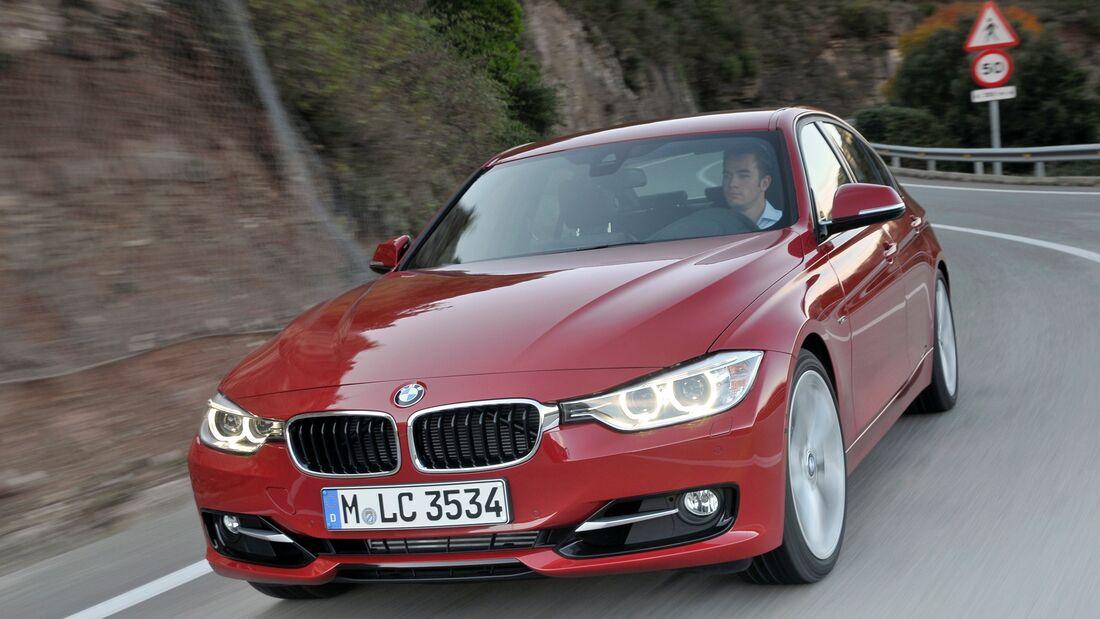 BMW 3er 2011 F30