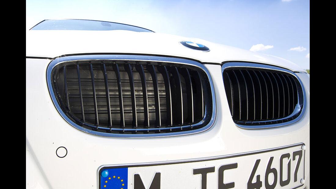 BMW 3er 320d Efficient Dynamics Edition Kühlergrill